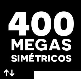 Fibra Óptica Simétrica 400MB en Torrijos.